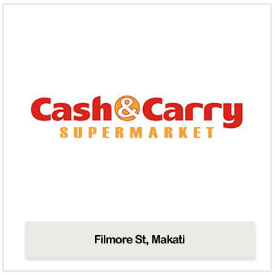 Cash & Carry