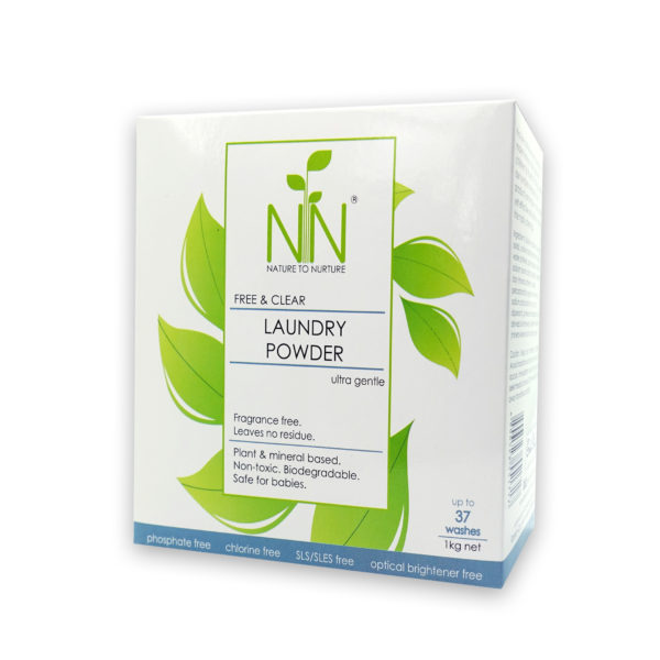 Nature Clean Laundry Powder Reviews