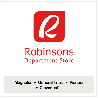 Robinsons Dept Store Luzon