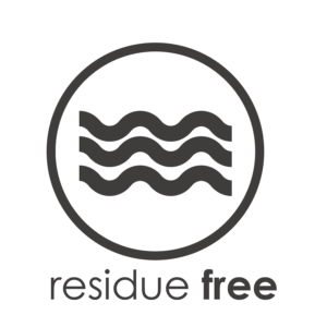 residue free