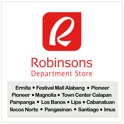 Robinsons Dept Store Luzon-1