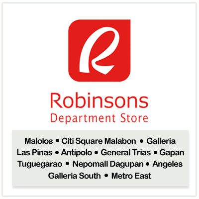 Robinsons Dept Store Luzon-2